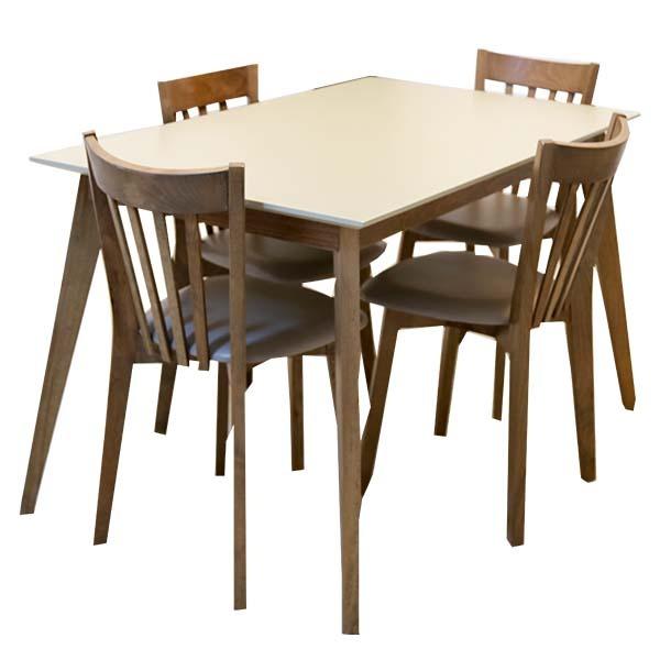Table Cuisine 4 chaise