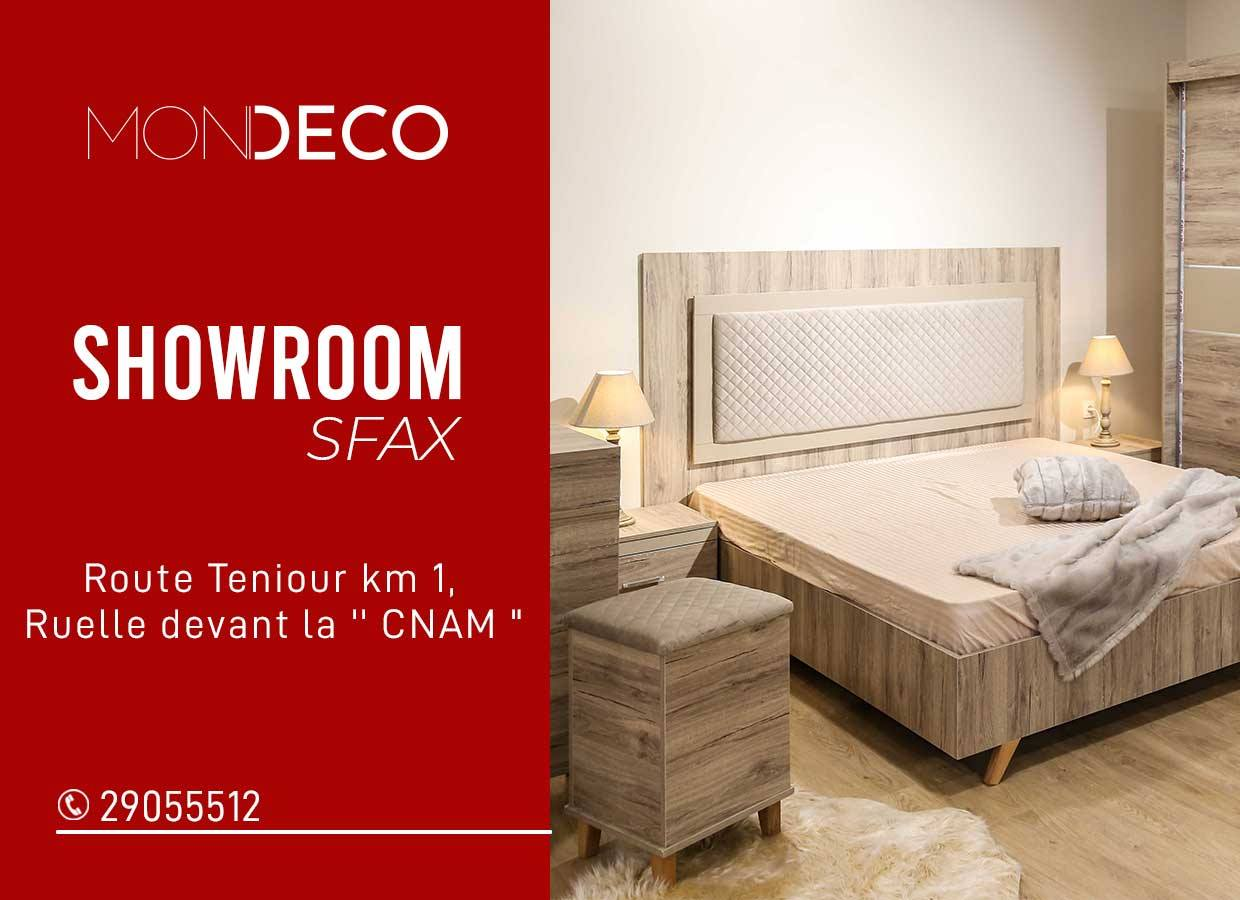 showroom Sfax